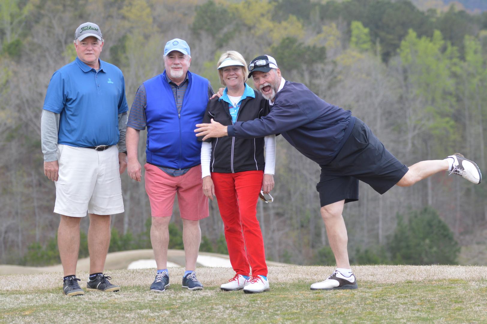 2019 Golfers