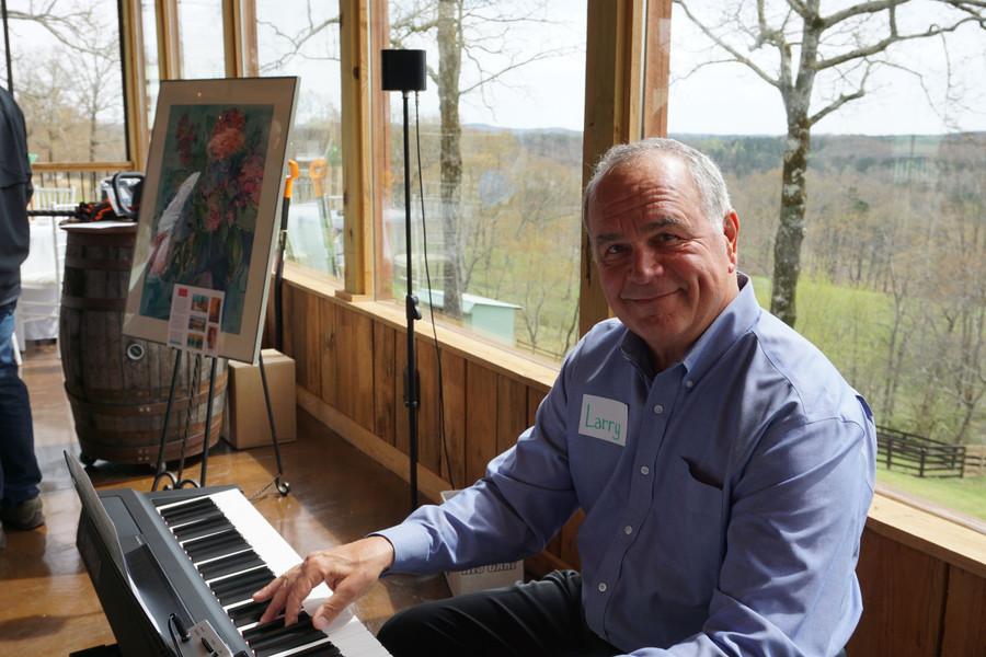 Pianist, Larry Wagner