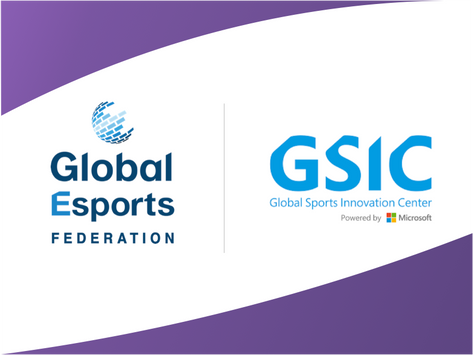 GEF Teams Up with Global Sports Innovation Center Powered by Microsoft