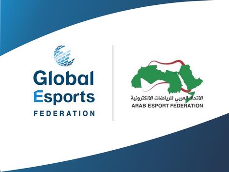 GEF Announces Strategic Partnership with the Arab Esports Federation