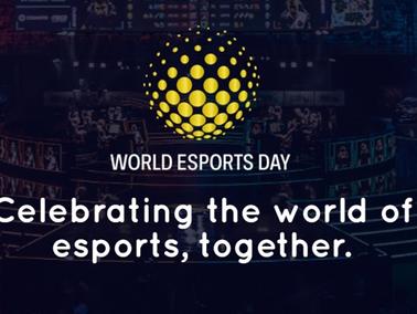 Celebrating the World of Esports, Together