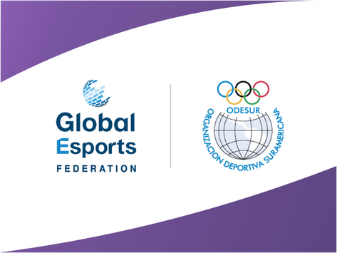 GEF Enters Agreement with ODESUR to Spearhead South American Esports Strategy