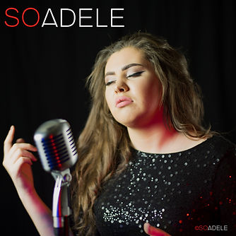 EvieM SoAdele Adele tribute