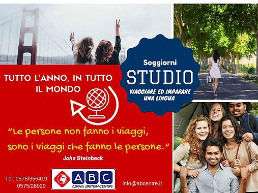 Soggiorni studio - Arezzo / Alpha British Centre