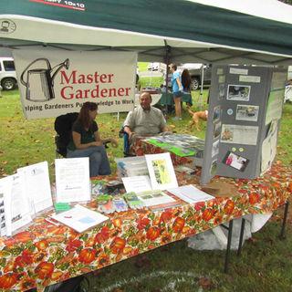 Master Gardener Display