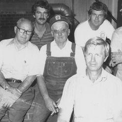 BBQ Cook Crew 1977