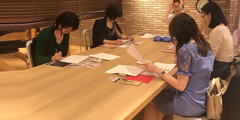 第3回 ランジェリーセミナーレポート 中根菜穂子