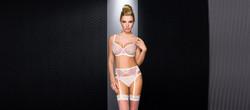brilliant soft garter string,brief