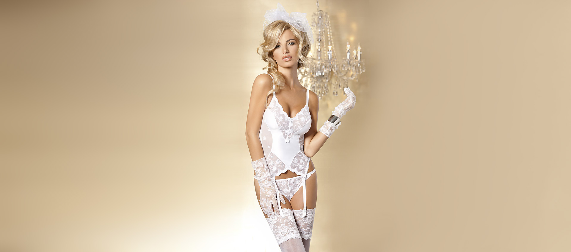 MERRY ME corset + G-string