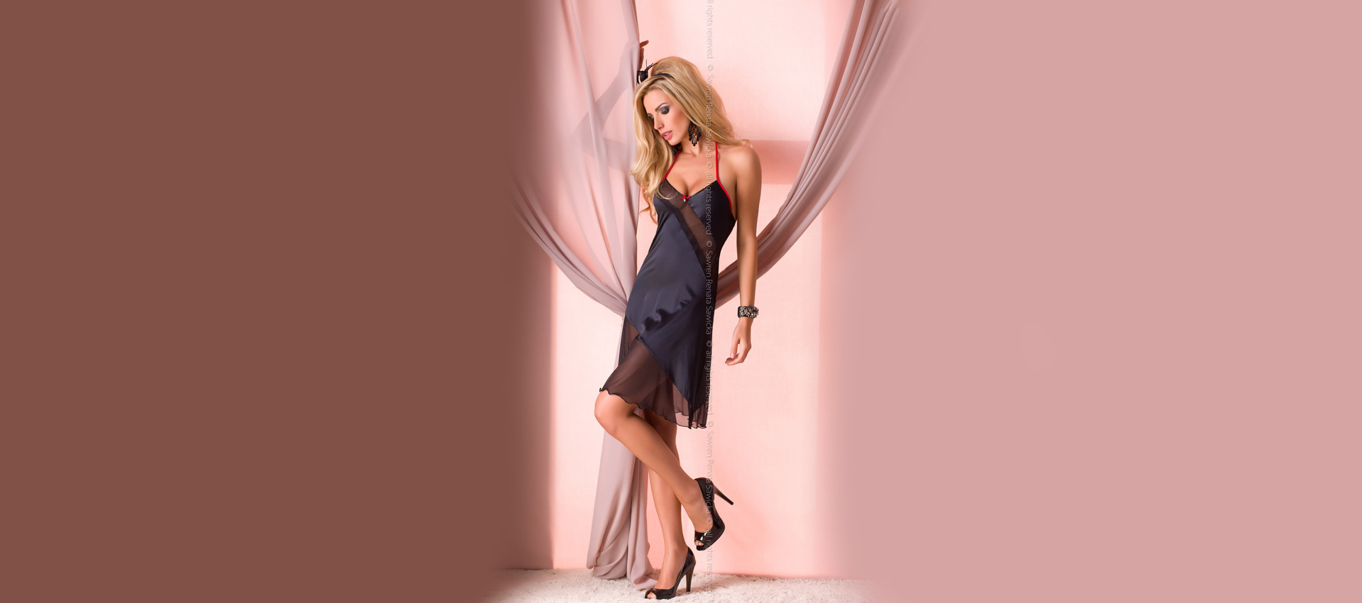 Fireopal chemise