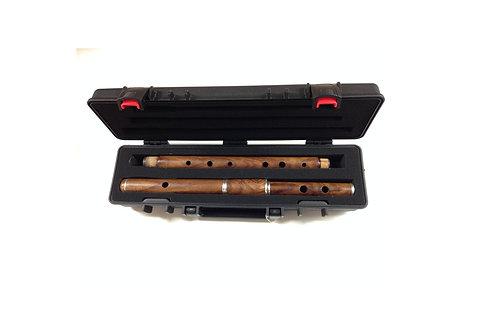Hard-case For Wooden Flute