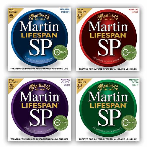 Martin Lifespan SP Acoustic Guitar Strings