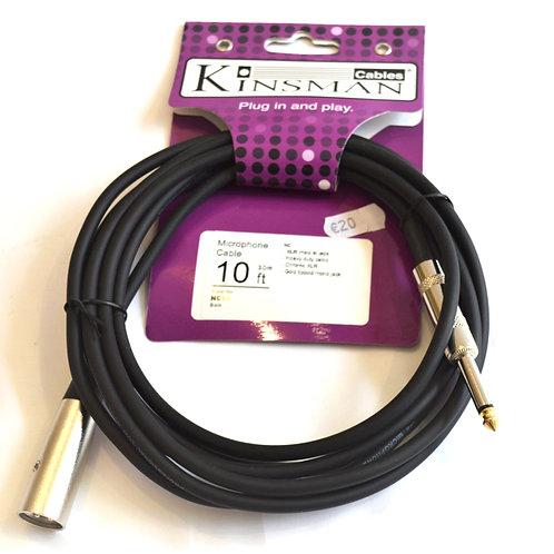 Kingsman Microphone Cable