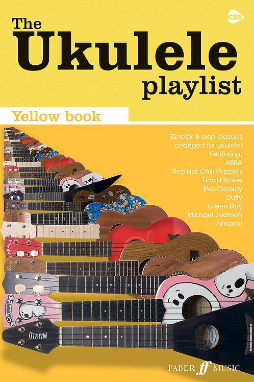 The Ukulele Playlist Yellow Book