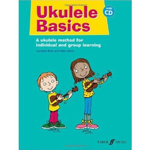 Ukulele Basics Book