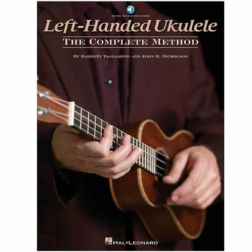 Left-Handed Ukulele Book
