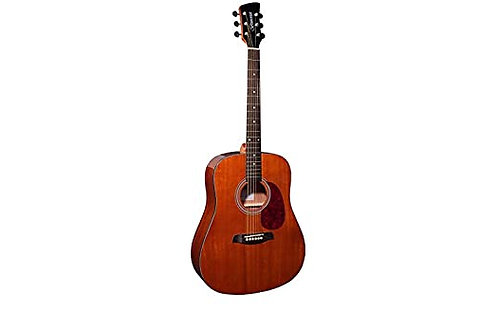 Brunswick Mahogany Gloss Acoustic Guitar