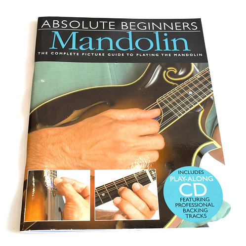 Beginner Mandolin Book