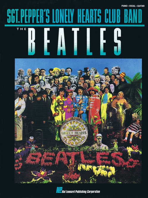 Beatles Sgt.Pepper's Lonely Hearts Club Band Book