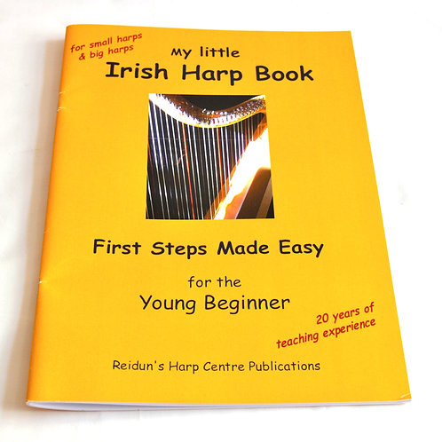 Irish Harp Book