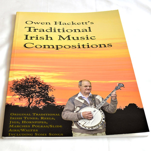 Traditional Irish Music Compositions