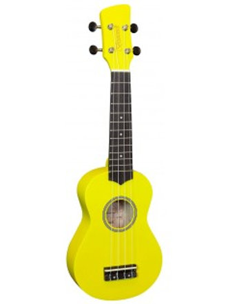 Brunswick Soprano Coloured Ukuleles