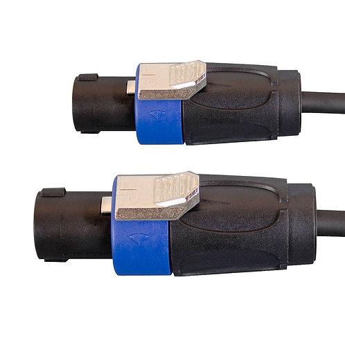 Speaker Cable Speakon To Speakon 3ft