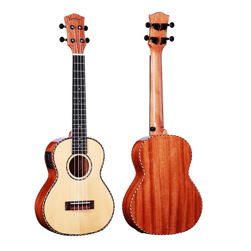 Heartland Tenor Ukulele Mahogany With EQ