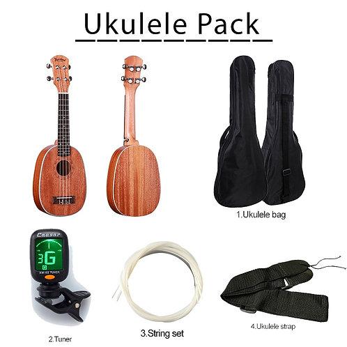 Ukulele Soprano Ukulele Pack