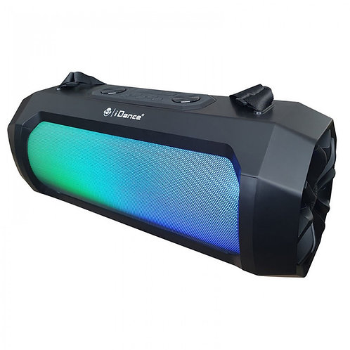 IDANCE PORTABLE SOUND & LIGHT BLUETOOTH OUTDOOR PARTY SYSTEM ~ 100 WATTS