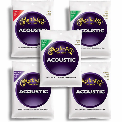 Martin Acoustic Strings