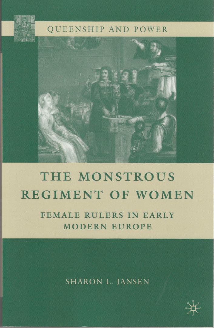 The Monstrous Regiment of Women (paper)