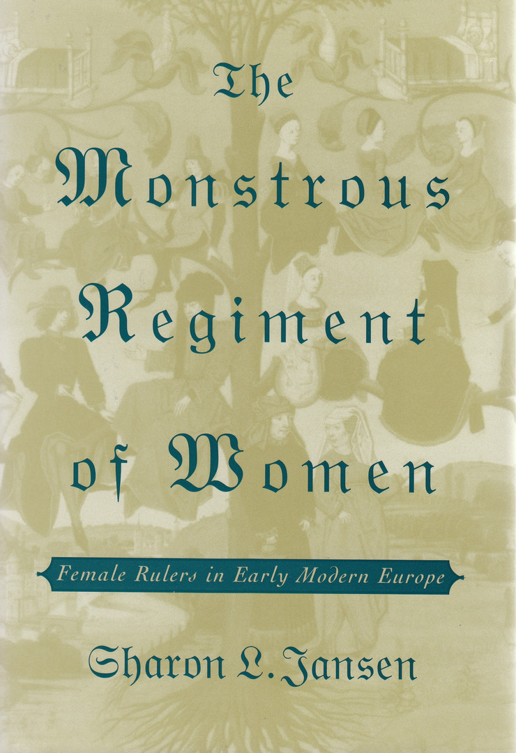 The Monstrous Regiment of Women (hardcover)