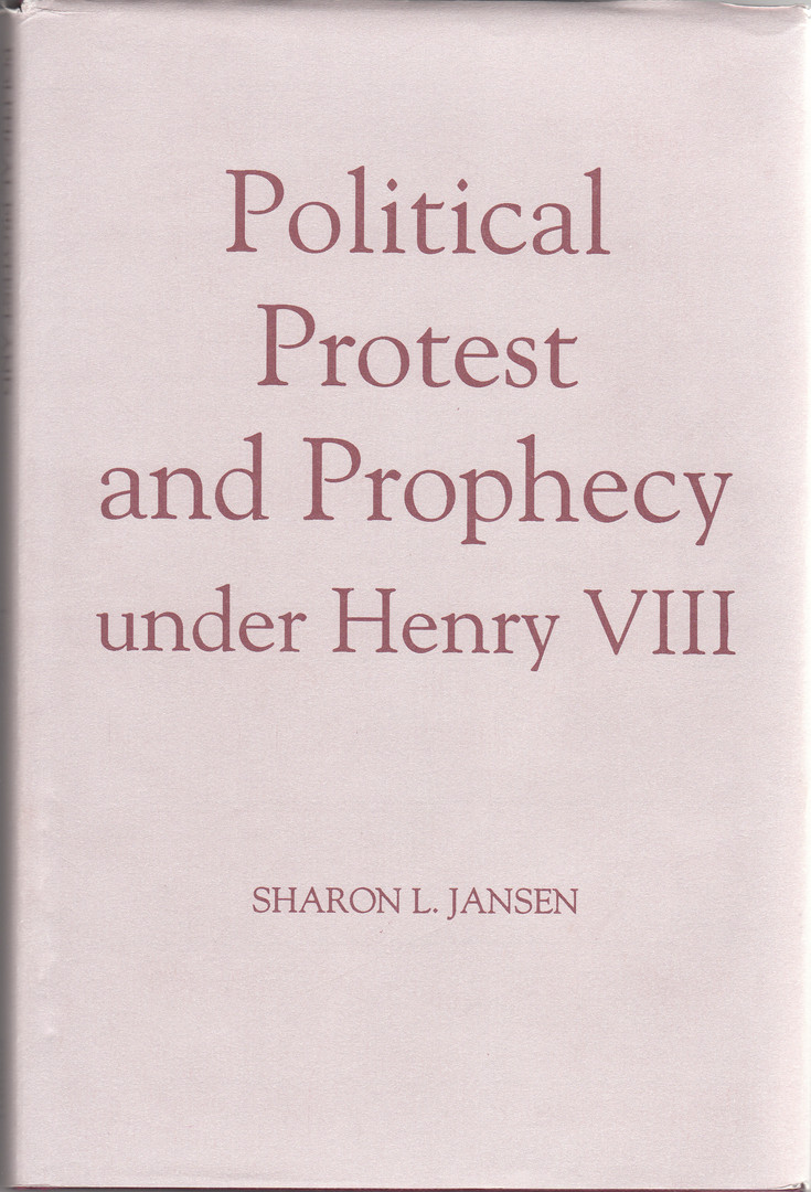 Political Protest and Prophecy