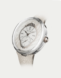 Lady watch conception