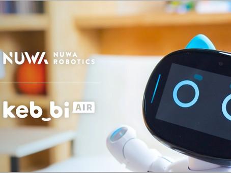 QBIT、NUWAロボティクスJAPANと一次代理店契約締結