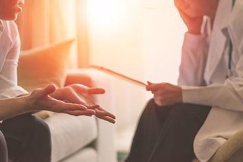 Provider patient talking sunshine.jpg