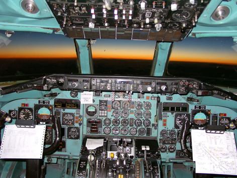 MD-80 Cockpit