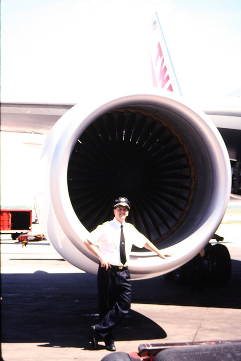 Brian Schiff - B767 Engine