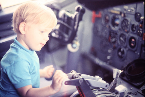 Brian's B-727 Training