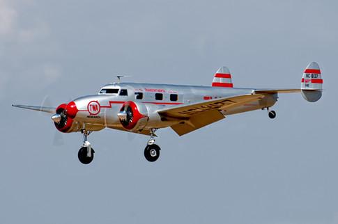 TWA Lockheed Electra