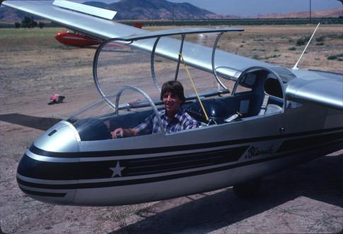 Brian Schiff - Glider Lesson