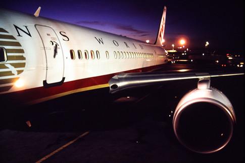 TWA B-767