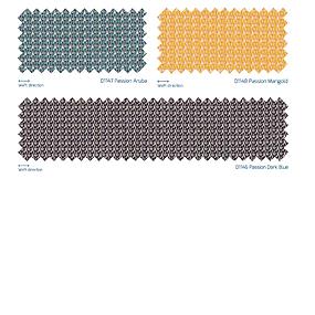 アウトドア用ファブリック、ランダムな織りが特徴