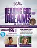 """Hearing GOD Through Your Dreams"" An Island Seminar and the Debut of Simply Faith: The Bir"