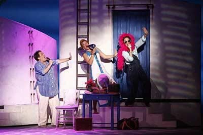 Mamma Mia National Tour, Pantages