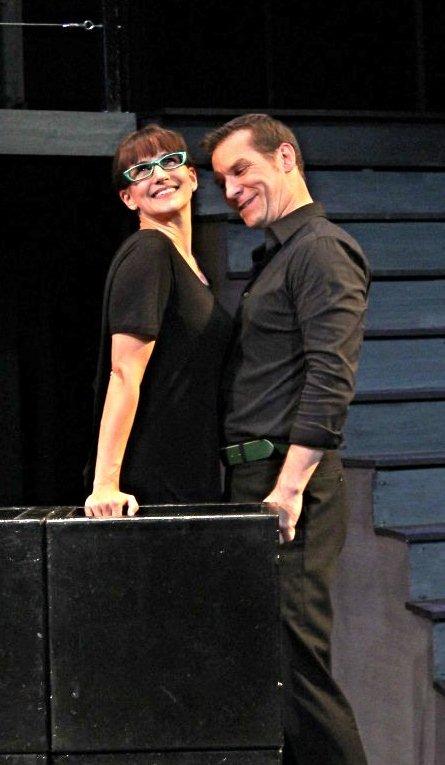 Rachel Tyler and Peter Welkin