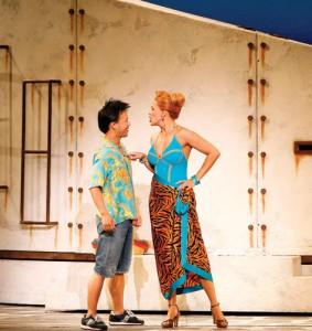 Tanya (Rachel Tyler), Pepper (Adam K