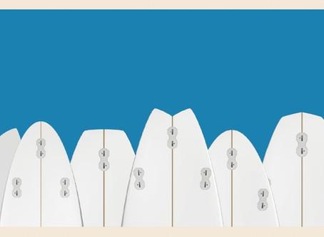 Qual a melhor Rabeta para a sua prancha de surf?