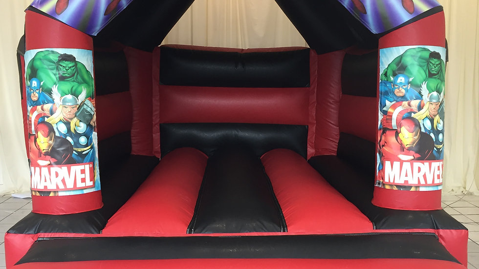 Any Bouncy Castle (option 1-8)